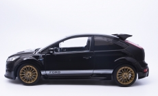 Ford Focus RS 2010 Le Mans Classic Edition Black 1966 Ford MK. Ⅱ Tribute